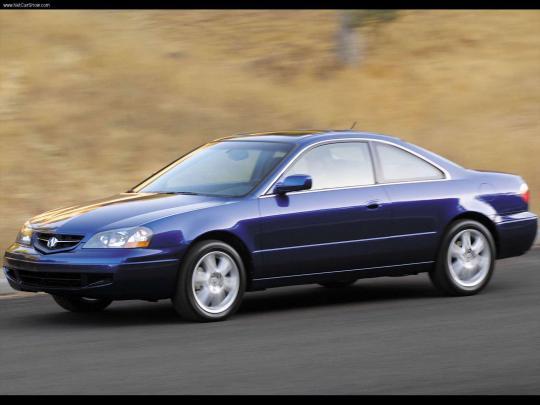 2003 Acura CL Photo 1