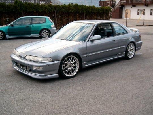 1993 Acura Integra Vin Jh4da9482ps009122