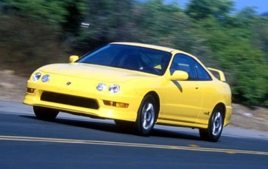 2000 Acura Integra LS Coupe
