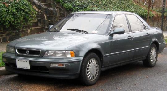 Acura Legend VIN JHKAMC AutoDetectivecom - Acura legend 1991