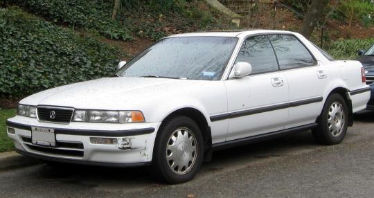 1992 Acura Legend VINs, Configurations, MSRP & Specs ...