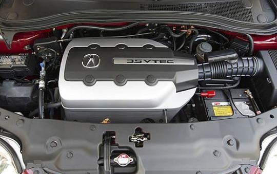 2006 Acura Mdx - Vin  2hnyd188x6h549548