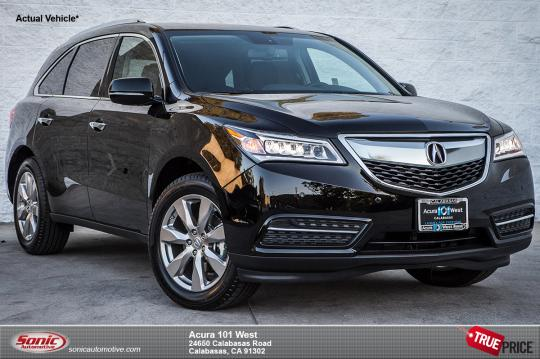 acura tech used and interior redesign at for motorcars price of nashville mt mdx pkg fwd