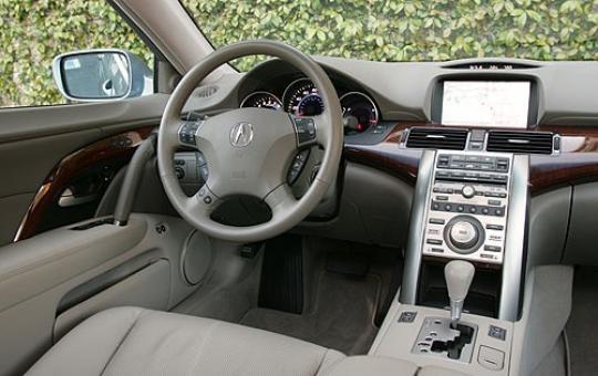 2005 Acura Rl Vin Jh4kb16535c017195 Autodetective Com