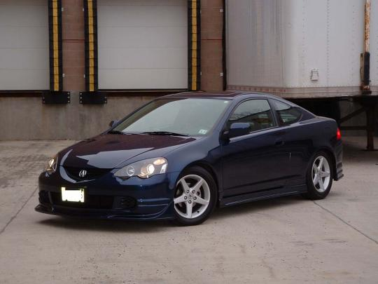 2003 Acura Rsx Vin Jh4dc53003c000003 Autodetective Com