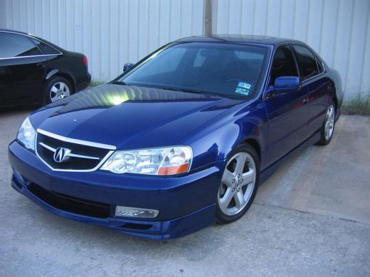 2003 Acura Tl Vin 19uua56903a025904 Autodetective Com