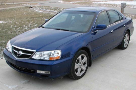 2003 Acura TL 3 2TL