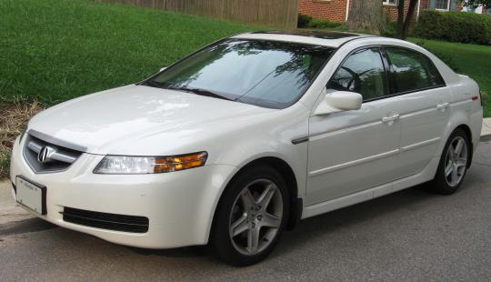 Acura TL VIN UUAA AutoDetectivecom - 2004 acura tl for sale by owner