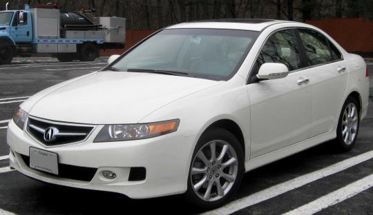 2006 Acura Tsx Vin Jh4cl95816c037748 Autodetective Com