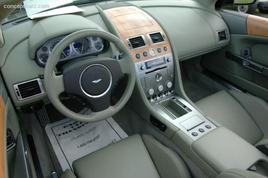 Aston Martin DB VIN SCFADAGB AutoDetectivecom - 2006 aston martin db9 for sale