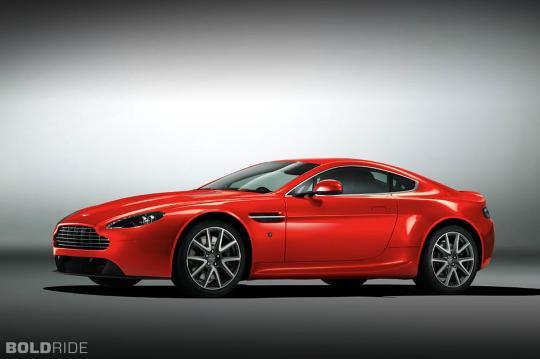 2012 Aston Martin V8 Vantage Vin Scfekbak2cgc16637