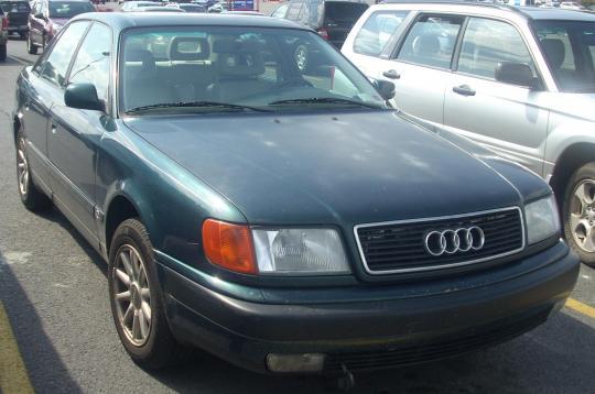 1991 audi 100 vin waubc5440mn000399 autodetective com rh autodetective com Audi 100 Wagon 1993 Audi S3