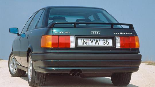 1990 audi 80 quattro - photo #32
