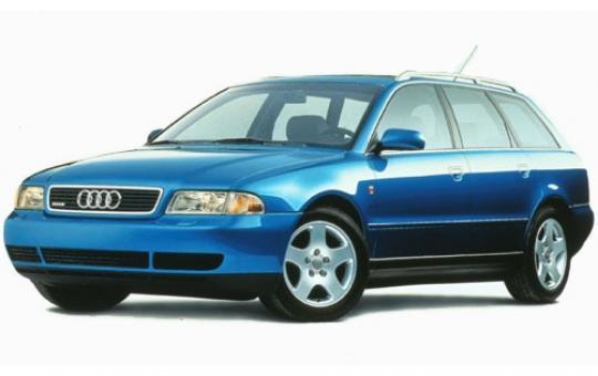 1999 Audi A4 exterior