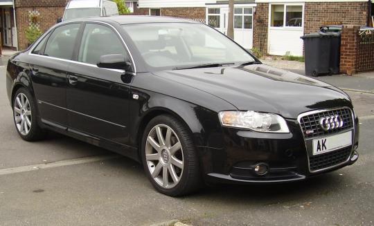 2005 Audi A4 - VIN: WAUAC48H05K000537 - AutoDetective.com