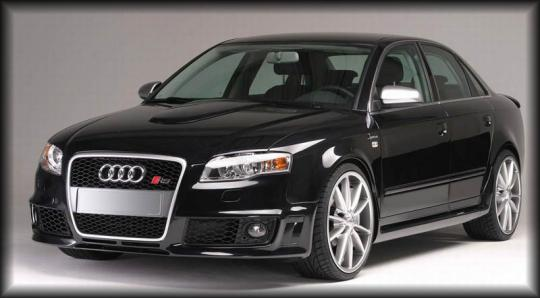 2007 Audi A4 Photo 1