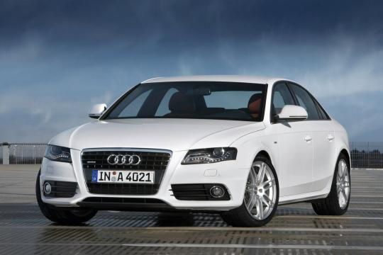 2012 Audi A4 Photo 1