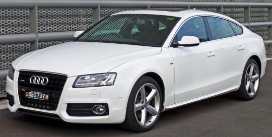 2010 Audi A5 Photo 1