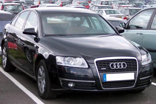 2006 Audi A6 Photo 1