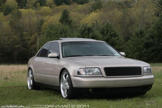 2001 Audi A8 Photo 1