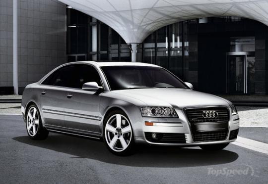 2007 Audi A8 Photo 1