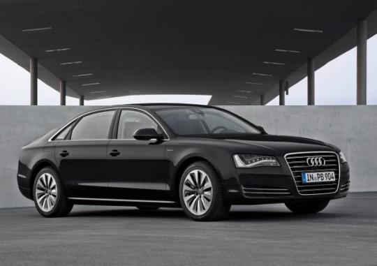 2013 Audi A8 Photo 1