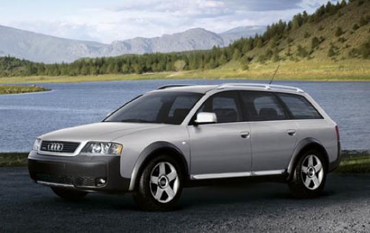 2001 Audi Allroad Quattro Photo 1