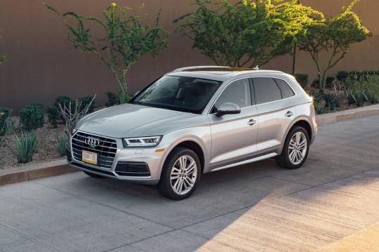 2018 Audi Q5 Vin Wa1cnafy3j2053938 Autodetective Com