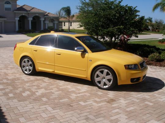 2005 Audi S 60 >> 2004 Audi S4 - VIN: WAUPL58E14A034688 - AutoDetective.com