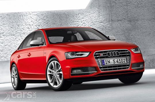 2012 Audi S4 Photo 1