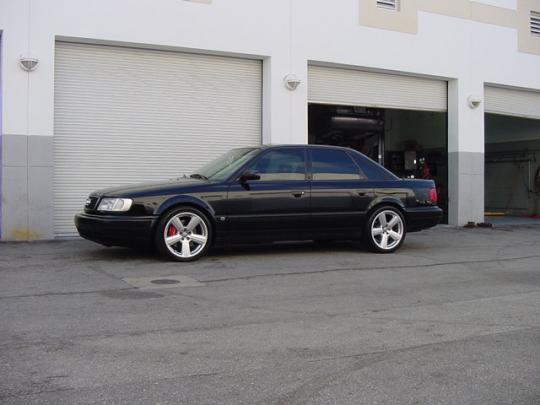 1995 Audi S6 Vin Wauka84a7sn061713 Autodetective