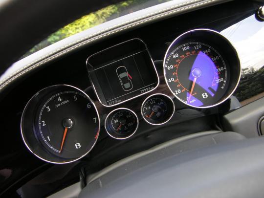 2006 Bentley Continental Gt Vin Scbcr63w76c037112