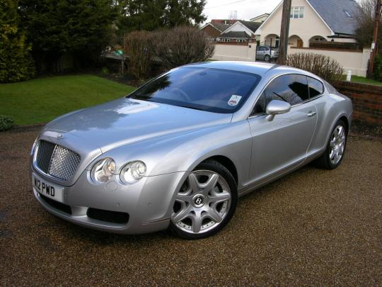 2005 Bentley Continental GT Photo 1