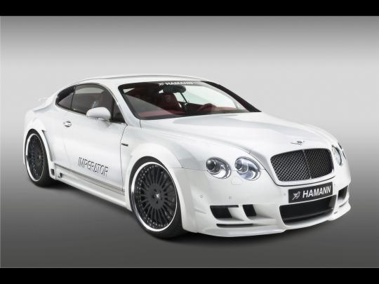 2009 Bentley Continental GT Photo 1