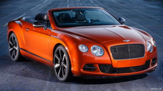 2014 Bentley Continental GT Photo 1
