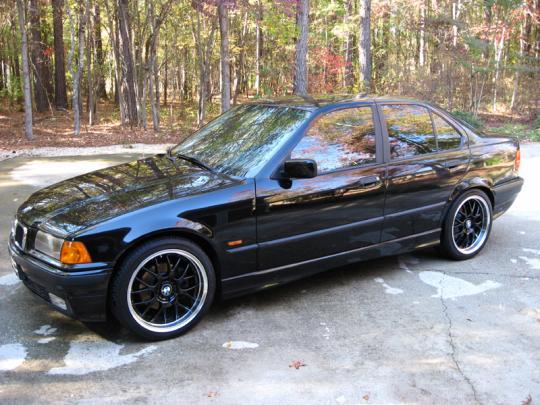 1997 Bmw 328i Specs