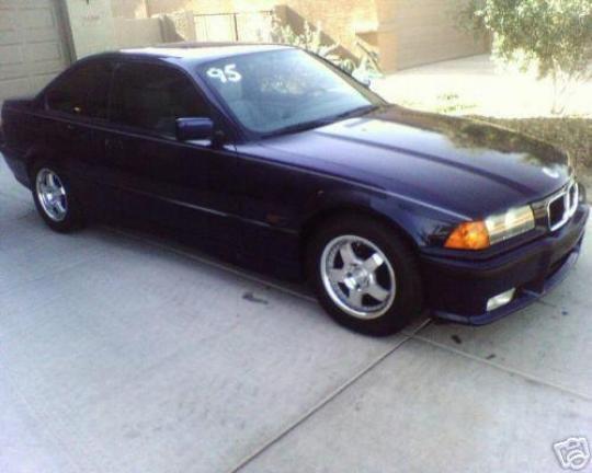 1995 BMW 3-Series Photo 1