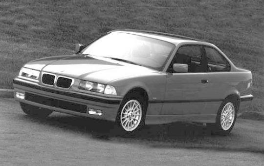 1997 BMW 3-Series exterior