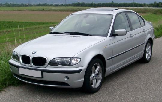 1999 BMW 3-Series 323i Photo 1