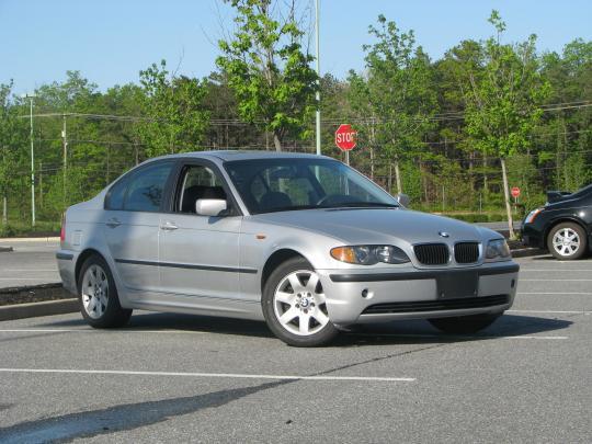 2002 BMW 3-Series Photo 1