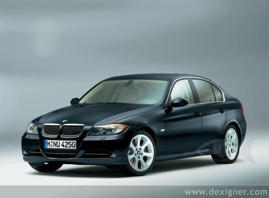2006 BMW 3-Series 325i Sedan Photo 1