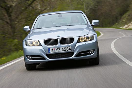 2009 BMW 3-Series Photo 1