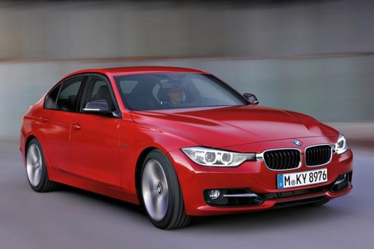2012 BMW 3-Series Photo 1