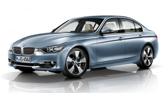 2013 BMW 3-Series Photo 1
