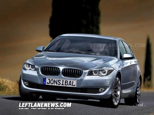 2010 BMW 5-Series Photo 1