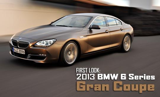 2013 BMW 6-Series Photo 1