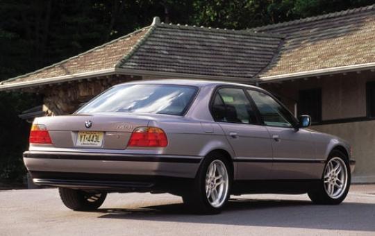 1998 Bmw 7 Series Vin Wbagj8326wdm20819 Autodetective