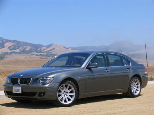 2006 BMW 7-Series Photo 1