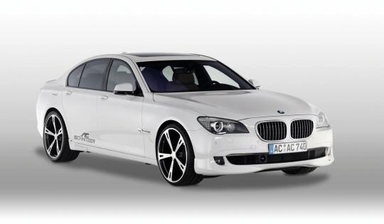 2011 BMW 7-Series Photo 1