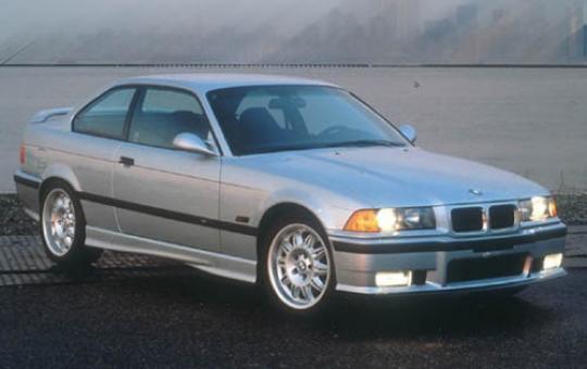 1996 BMW M3 exterior